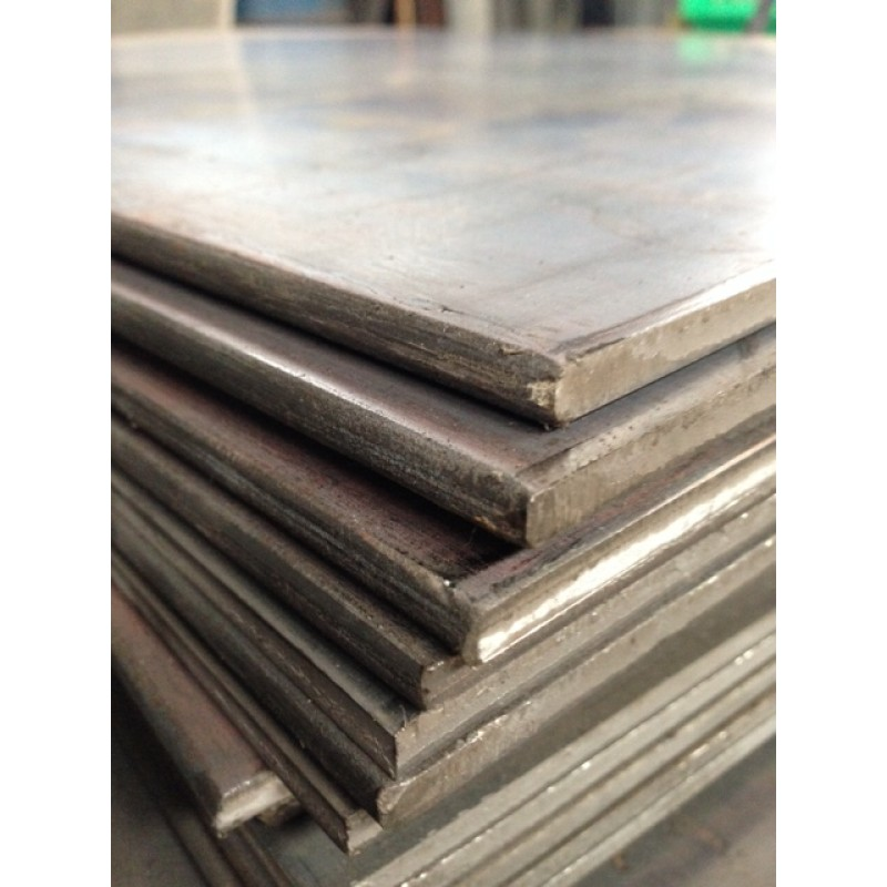 """1//8/"""" x 3/"""" x 48/"""" Grade A36 Hot Rolled Steel Flat Bar"""