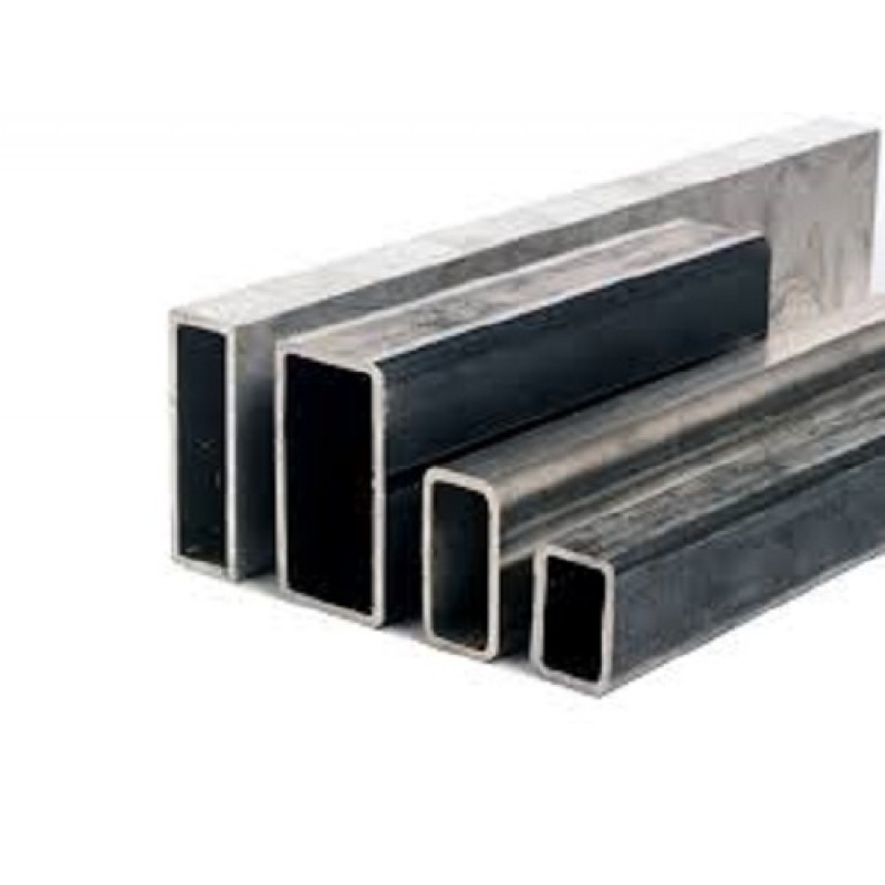 """6/"""" x 6/"""" x .188/"""" Hot Rolled Steel Square Tubing 72/"""" Long"""