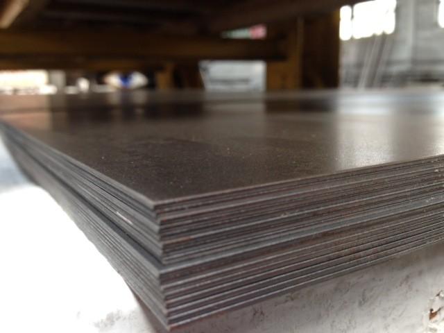 "14ga Carbon Steel Sheet 12/"" x 12/"""
