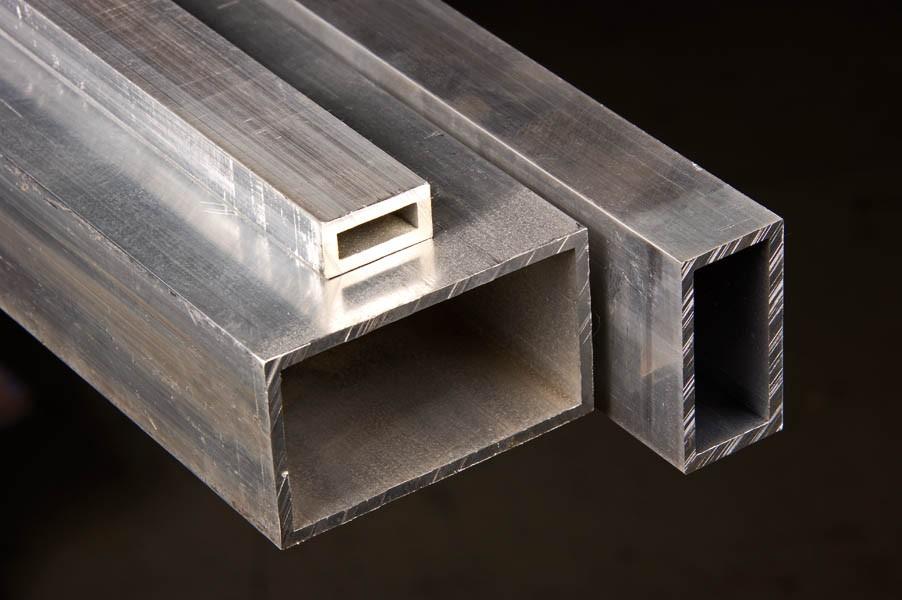 Alloy aluminum rectangular tubing quot