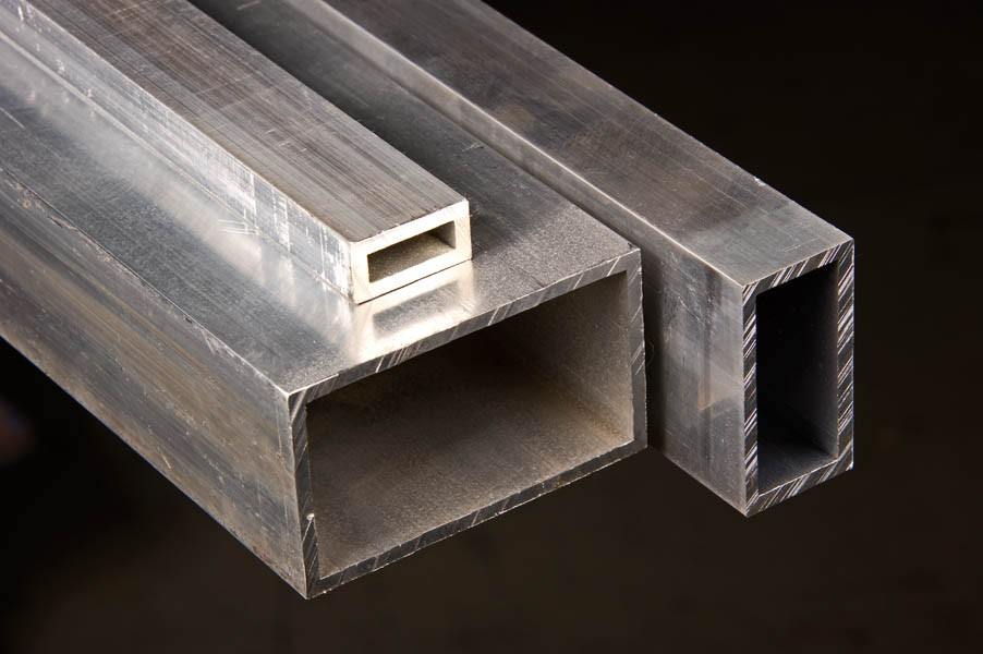 Square Aluminum Tube 3//4 x 48-In.