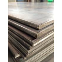 """Hot Roll A36 Steel Sheet1/2"""" X 2' X 2'"""