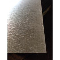Galvanized Steel Sheet22GA X 1' X 1'