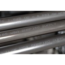 "4130 - Chromoly Round Tube  1 3/4"" X .065"" X 8' w/ rust"