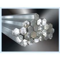 """3/8"""" X 72"""" 2 Pieces - Aluminum Hex 6061-T6511"""