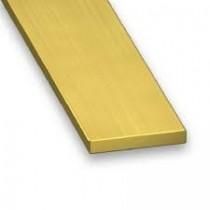 brass flat bar