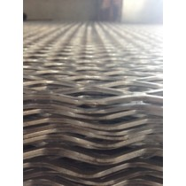 """Expanded Steel 3/4"""" #9 Flat - 3' x 4'"""