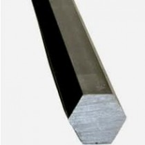"COLD ROLL STEEL HEX 2"" x 12"" ALLOY 12-L-14"