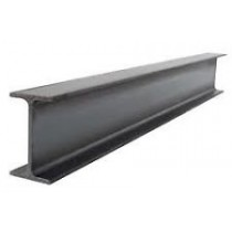 "S3 x 5.7 Standard Steel I-Beam - 96"" Long"