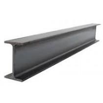 "S3 x 5.7 Standard Steel I-Beam - 96"" Long"