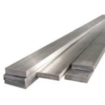 "304 Stainless Steel Flat Bar - 1/2"" x 3/4"" x 72"""