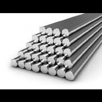 "304 Stainless Steel Round Bar - 7/8"" x 24"""