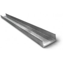 "5"" x 1 3/4"" x .190"" x 6' STEEL CHANNEL"