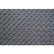 "Steel Treadplate, 3/16"" x 24"" x 24"""