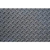 """Steel Treadplate, 1/4"""" x 24"""" x 48"""""""