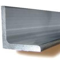 "Aluminum Angle 6061 - 8"" x 8"" x 1"" x 48"""