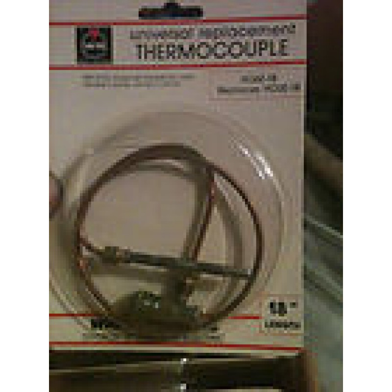 "White Rogers 18"" Replacement Thermocouple Box of 9"