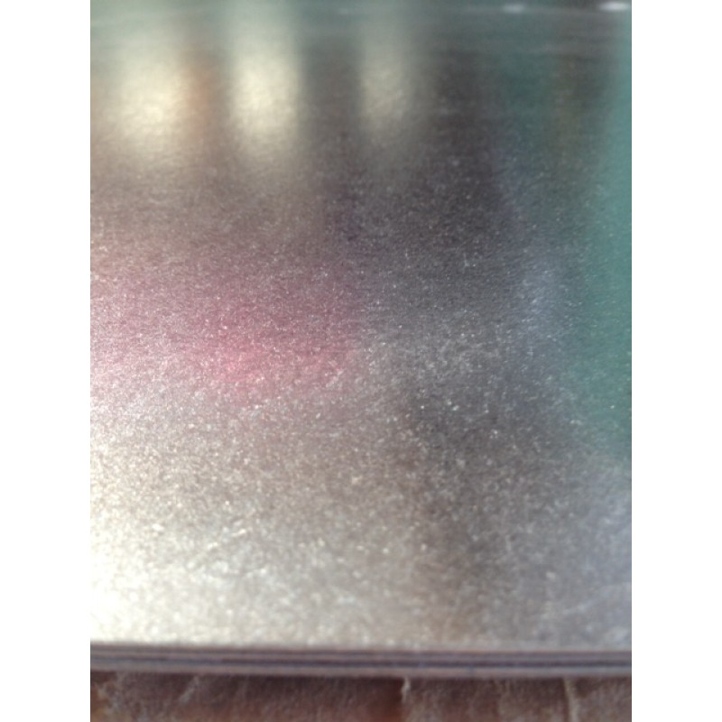 G-90 Galvanized Steel Sheet<br>24GA X 1' X 4'