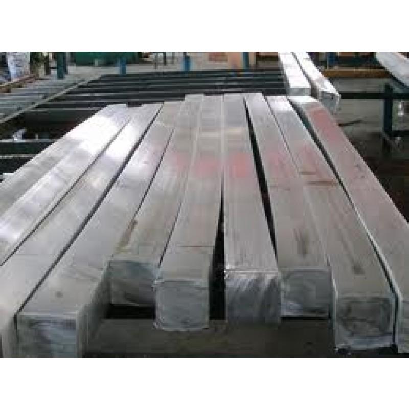 """Alum Solid Square 6061-T6511 - 1 3/4"""" X 1 3/4"""" X 72"""""""