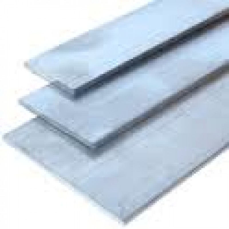 "1/4"" x 1/2"" x 96"" 2 Pieces - 6063-T52 Flat Bar"