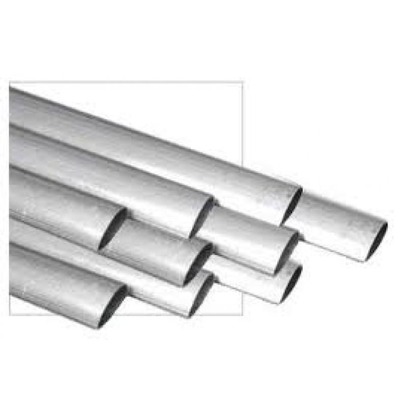 "ELIPTICAL ALUMINUM TUBING .680"" x .930"" x .065"" x 96"""