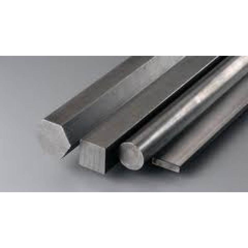 "COLD ROLL STEEL BAR 1"" x 1.5"" x 72"" ALLOY 12-L-14"