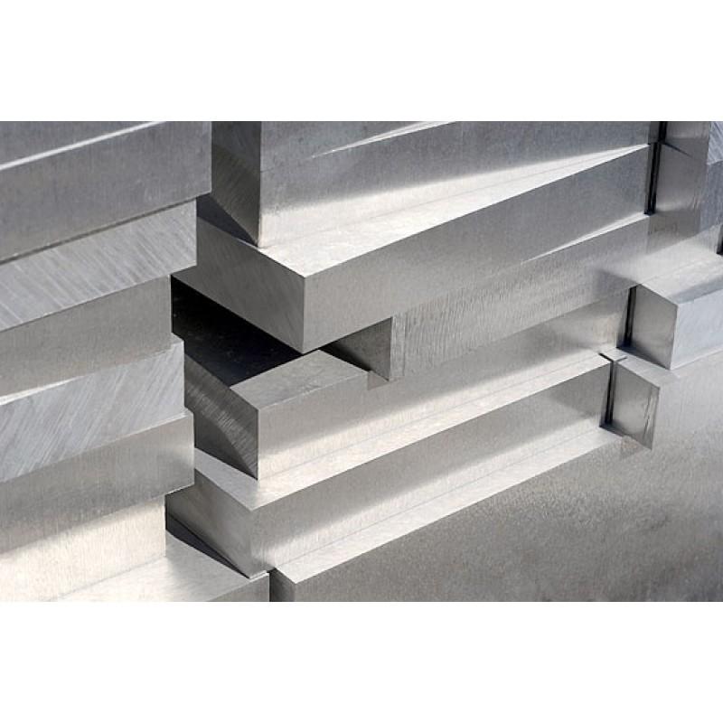 "Alloy 6061-T651 Aluminum Plate - 1 1/4"" x 11 1/4"" x 3"" (2R3"