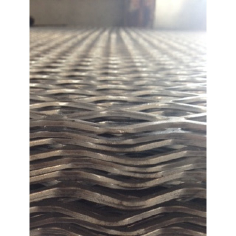 "Expanded Steel 3/4"" #9 Flat - 3' x 4'"