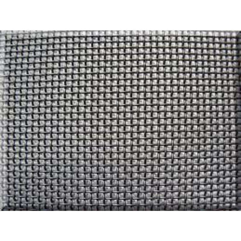 "STAINLESS STEEL SCREEN MESH WOVEN .054 x 12""x 36"" nat"