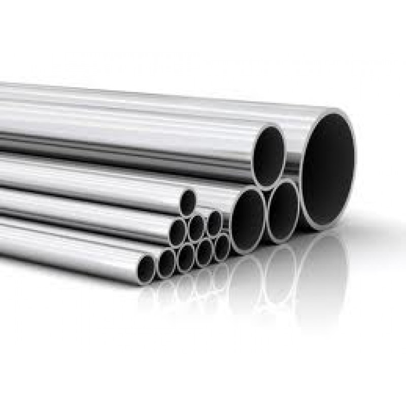 "STAINLESS STEEL PIPE 1/2"" SCH 40 x 96"" ALLOY 304"