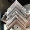 "Aluminum 6063-T52 Angle<br>1"" X 1"" X 3/16"" X 6'"